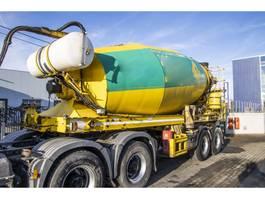 betonmixer oplegger Liebherr BETON MIXER - 12M³ 2009