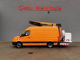autohoogwerker vrachtwagen Volkswagen Crafter 2.5 TDI Veesralift ET-36-LF 13,8 Meter! 2009