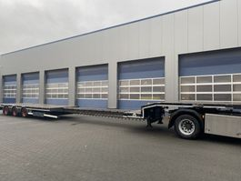 semi dieplader oplegger Nooteboom OSD-48-03V, 3-Axle, Extendable, Full Zinc Metallised, Like NEW, TUV 12-2021 2012