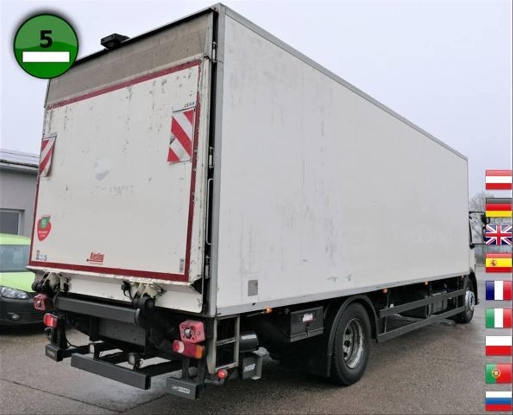 koelwagen vrachtwagen Volvo FL 240 EEV 4X2 BL CARRIER SUPRA 950Mt KLIMA KAME 2012