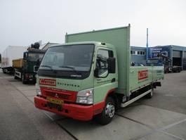 open laadbak vrachtwagen Mitsubishi CANTER  FUSSO 75 C 15 2011
