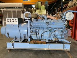 generator Cummins KTTA 38 G 920 kVA generatorsets 3 pieces as New !