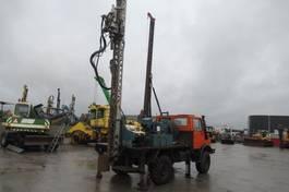 boorinstallatie Unimog 1300 unimog 1300 4x4  water drill