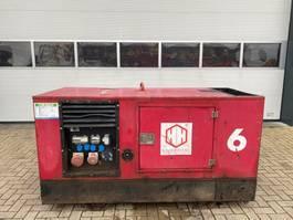 generator Deutz F4M 1011 F Stamford 30 KVA Silent generatorset 2008