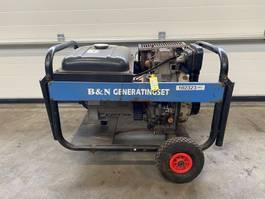 generator SDMO DX6000TE Yanmar 7.5 kVA Diesel generatorset aggregaat 2007