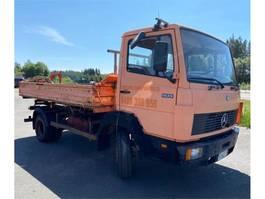 kipper vrachtwagen > 7.5 t Mercedes-Benz 809 K 1992