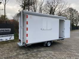 overige aanhangwagen Anssems PTS 1400 Schaftwagen UIT VOORRAAD LEVERBAAR !! 2021