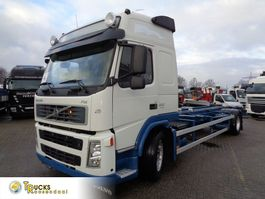 chassis cabine vrachtwagen Volvo FM 310 + Euro 5 + Chassis 2009