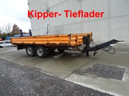 kipper vrachtwagen > 7.5 t Müller-Mitteltal -  Tandemkipper- Tieflader 2015