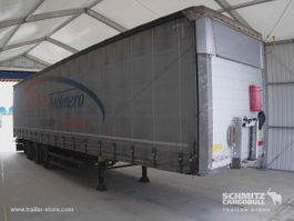 mega-volume oplegger Schmitz Cargobull Varios Semiremolque Lona Varios 2014