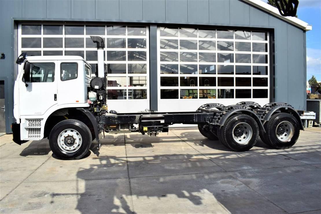 chassis cabine vrachtwagen Iveco ACCO ALLISON GEN 5 3200