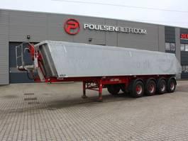 kipper oplegger Kel-Berg 36m3 tip trailer