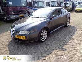 sedan auto Alfa Romeo GT + Manual + Turbo defect + motor works! 2004