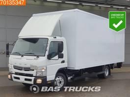 bakwagen vrachtwagen Mitsubishi Canter Fuso 7C18 4X2 Ladebordwand Euro 6 2016