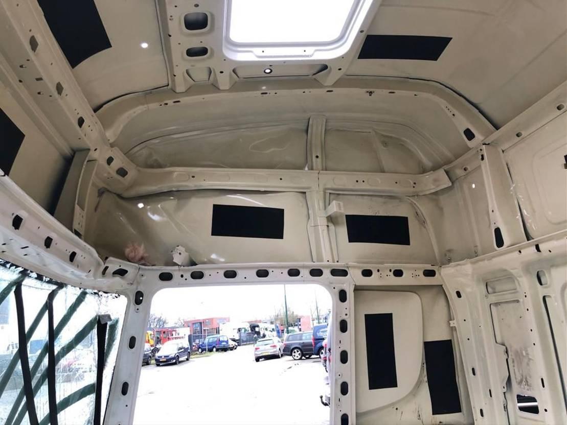 Cabine vrachtwagen onderdeel Scania Scania Topline schade cabine/  damage cabin /Kabine beschädigen 2017