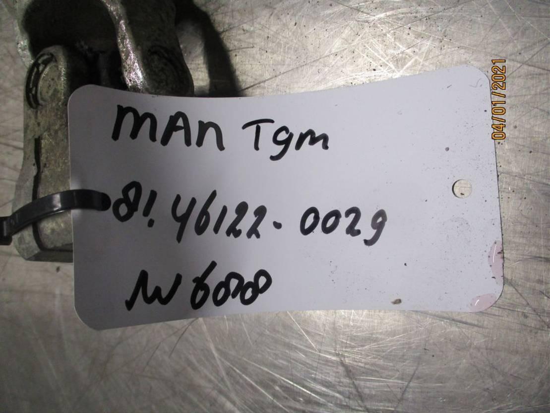 Stuurinrichting vrachtwagen onderdeel MAN TGM 81.46122-0029 STUURAS EURO 5