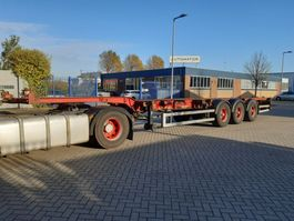 container chassis oplegger Schwarzmüller 3/E-C4222M 2000