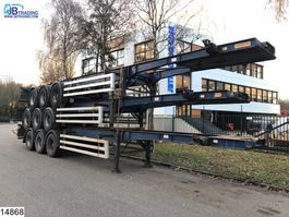 container chassis oplegger Dennison Container Set prijs 3 units = 10000 euro, 40 FT 2004