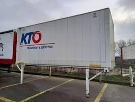 wissellaadbak container Afzetcontainer - Als nieuw