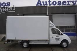 chassis cabine bedrijfswagen SAIC EV80 LWB Citybox Bakwagen / Volledig Elektrisch / €39.500,- na aftrek van 10%... 2021