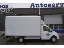 chassis cabine bedrijfswagen Maxus EV80 LWB Citybox Bakwagen / Volledig Elektrisch / Nieuw 2021