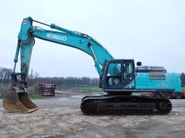 rupsgraafmachine Kobelco SK350 LC-10 Dutch machine / full option 2017