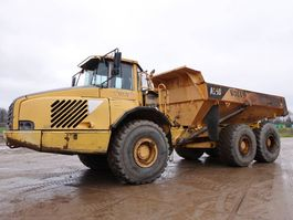 knikdumper Volvo A35D More units available 2002