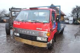 open laadbak bedrijfswagen Toyota Dyna 200-BU92L-MDDHTW