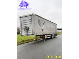 schuifzeil oplegger General Trailers Curtainsides 2003
