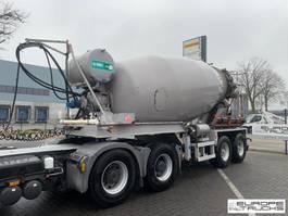 betonmixer oplegger MOL M1012 Mix - Beton - Concrete - Imer - 10M3 2006