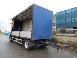 schuifzeil aanhanger Tracon UDEN TA.1010 2 As Vrachtwagen Aanhangwagen Schuifzeil, WP-SX-96 2005