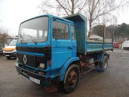 kipper vrachtwagen > 7.5 t Renault kipper