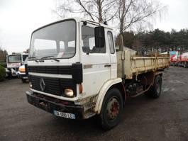 kipper vrachtwagen > 7.5 t Renault S 170 kipper 1983