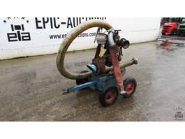 Waterpomp vrachtwagen onderdeel Savox Waterpomp