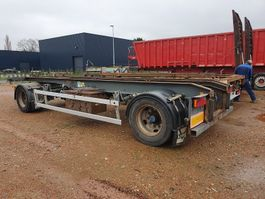 container chassis oplegger Kraker K.A.B. 3-10-10 2000