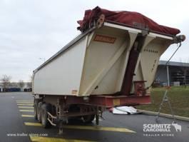 huifzeil oplegger General Trailers Semitrailer Benne 24m³ 2004