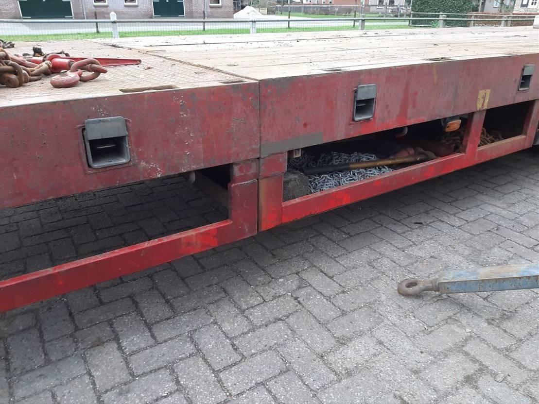 semi dieplader oplegger Broshuis 31N5-EU 2008