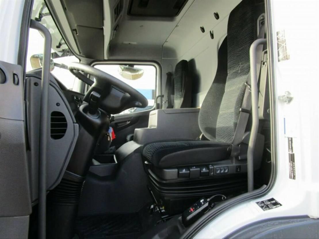 koelwagen vrachtwagen Mercedes-Benz ATEGO 1624 L Kühlkoffer 7,3 m LAMBERET LBW 1,5 T 2018
