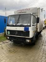 bakwagen vrachtwagen Mercedes-Benz 814 1991