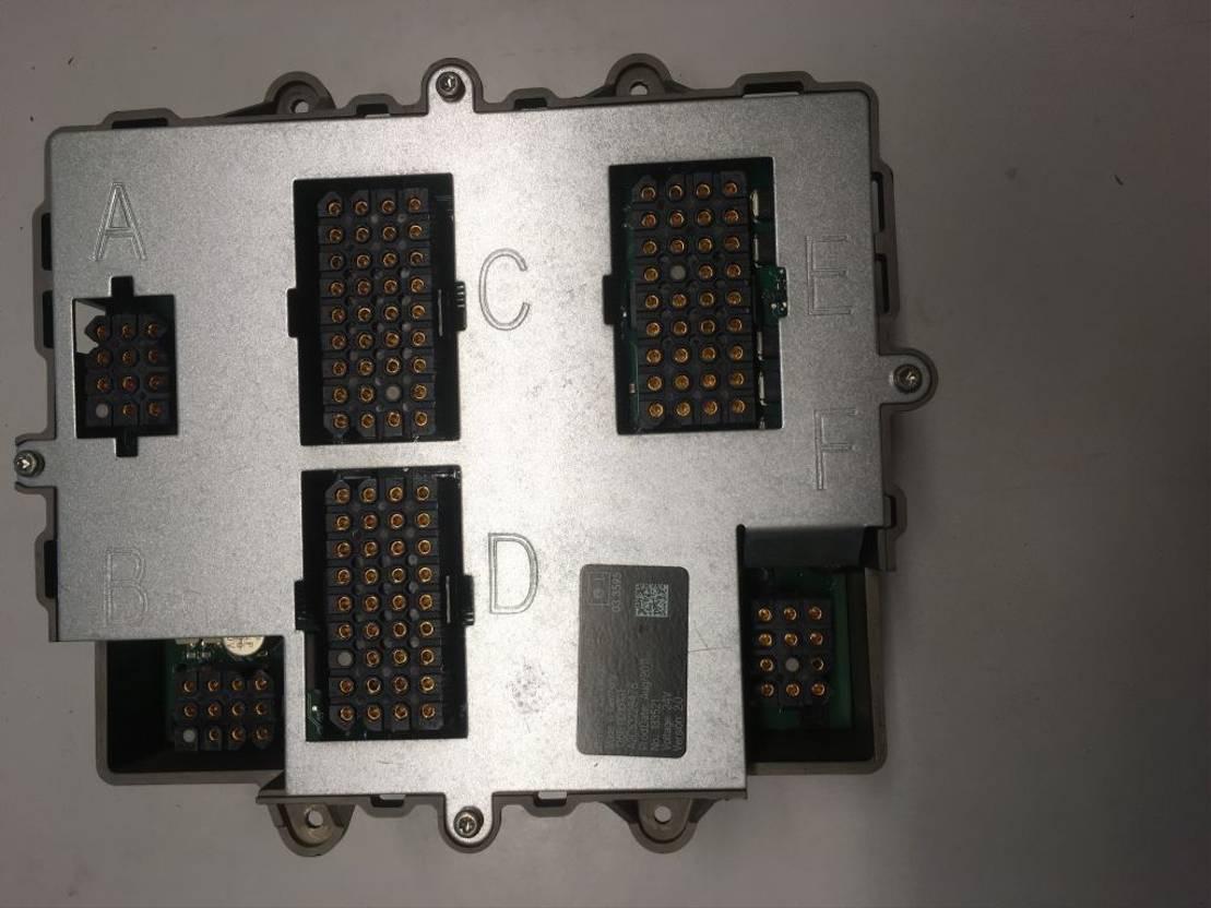 electronica bus onderdeel Continental Display Version 2.0 VDO 1366.11010101 D-Mux Citaro Bus Setra