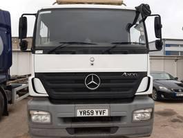 cabine - cabinedeel vrachtwagen onderdeel Mercedes-Benz Axor 1824 RHD 2009