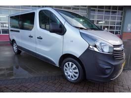 minivan - personenbus Opel Vivaro Combi 1.6 CDTI 125PK L2H1 BiTurbo ecoFLEX 9 Persoons Airco/Cruise... 2017