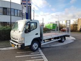 oprij vrachtwagen FUSO Canter TF 9C18/AMT/3850 2021