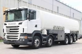 tankwagen vrachtwagen Scania G480  E5 10x4 38.000Ltr. ADR 2010