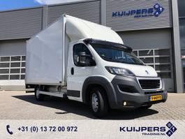 gesloten bestelwagen Peugeot Boxer / 2.0 HDI / Box / Loadlift 750kg 2017