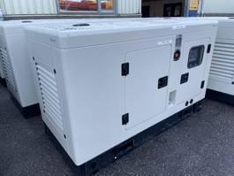 generator Ricardo 22 KVA Silent Generator 1 Phase 50HZ New Unused 2020