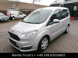 mpv auto Ford Tourneo Courier 1.6 Trend, Euro5, Klima