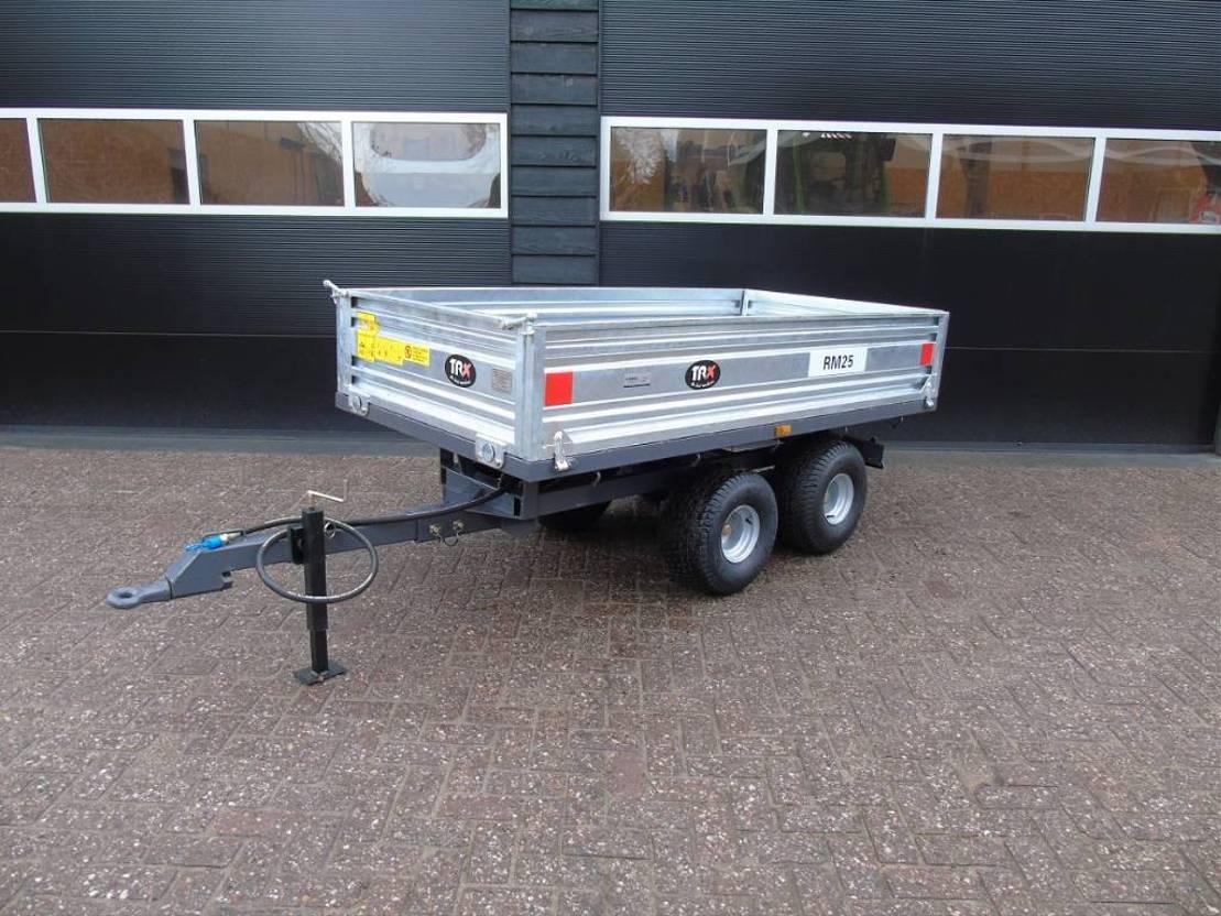 kipper aanhanger Diversen NDH kieper kipwagen kipper 2,5 ton kubota iseki