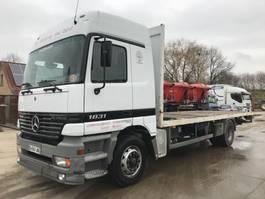 open laadbak vrachtwagen Mercedes-Benz ACTROS 1831 V6 **FRENCH TRUCK-20