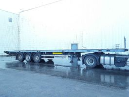 container chassis oplegger Samro Oplegger 20-40-45m2 containers 2005